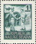 [The 75th Anniversary (1949) of the Universal Postal Union, Typ A4]