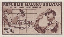 [The 5th Anniversary (1950) of the Pacific Liberation, type D12]