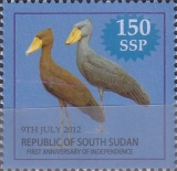 [Stamp of 2012 Surcharged -