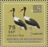 [Stamp of 2012 Surcharged, type E2]