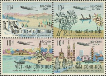 [The 20th Anniversary of Vietnam Airlines, type ]