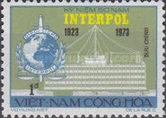 [The 50th Anniversary of Interpol, Typ IH]