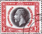 [The 25th Anniversary of the Reign of King George V, type AR]