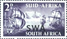 [Founding the First Settlement on the Cape of Good Hope by Jan van Riebeeck, type BG2]