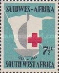 [The 100th Anniversary of International Red Cross, type CO]