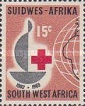 [The 100th Anniversary of International Red Cross, type CP]