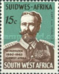 [The 75th Anniversary of the Foundation of Windhoek, type CT]
