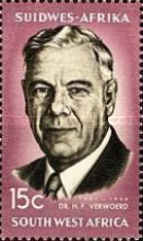 [The Death of Hendrik Verwoerd, 1901-1966, type CX]