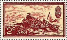 [The 10th Anniversary of South African Republic, type DK]
