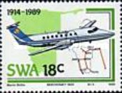 [The 75th Anniversary of Aviation in South West Africa, type NN]