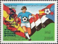 [Winners of the Football World Cup 1982 in Spain, Typ IJ]