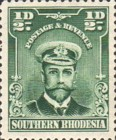 [King George V, type A]