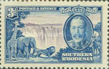 [The 25th Anniversary of the Reign of King George V, type E2]