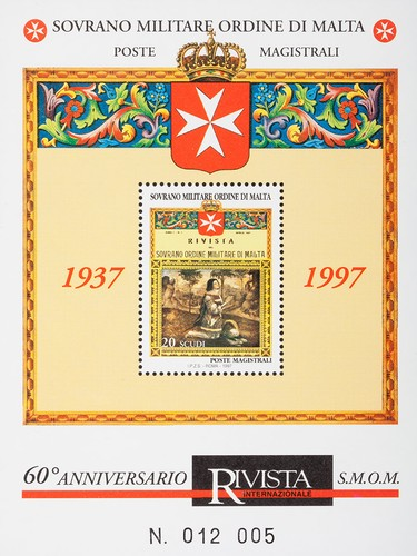 [The 60th Anniversary of Rivista Magazine Publication, type ]