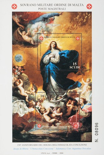 [The 150th Anniversary of the Dogma of the Immaculate Conception, type ]