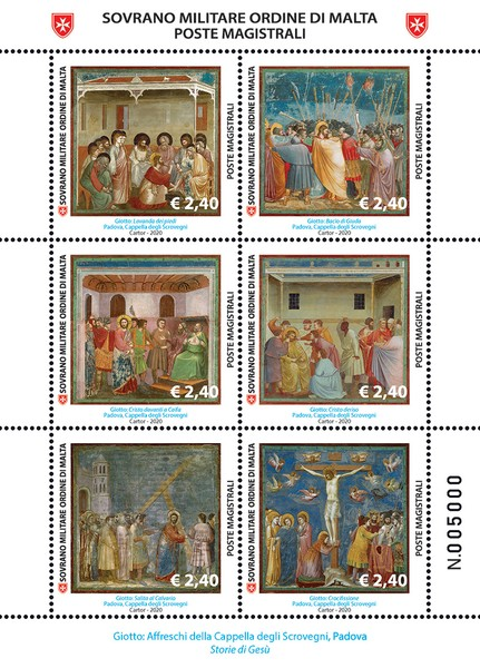 [Giotto - Frescoes of the Scrovegni Chapel - Padua, Italy, Typ ]