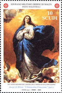 [The 150th Anniversary of the Dogma of the Immaculate Conception, Typ AHW]