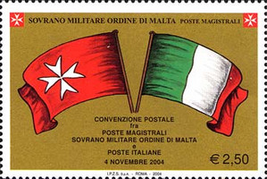 [Postal Agreement with Italy, Typ AIF]