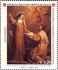 [The 200th Anniversary of the Canonization of Santa Hyacintha Mariscotti, Typ ALR]