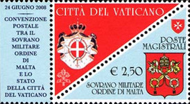 [Postal Agreement with Vatican City, Typ ANY]