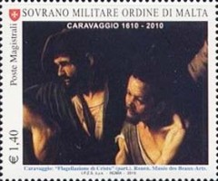 [The 400th Anniversary of the Death of Michelangelo Merisi, 1571-1610, Typ ARM]