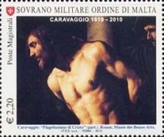 [The 400th Anniversary of the Death of Michelangelo Merisi, 1571-1610, Typ ARN]
