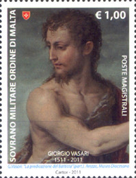 [The 500th Anniversary of the Birth of Giorgio Vasari, 1511-1574, Typ ASE]
