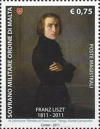 [The 200th Anniversary of the Birth of Franz Liszt, 1811-1886, Typ ASM]