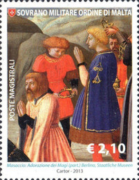[Iconography of the Magi Kings, Typ AXH]