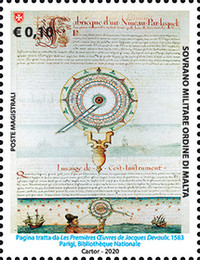 [Ancient Nautical Instruments and Planispheres, Typ BLQ]