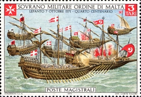 [The 400th Anniversary of the Battle of Lepanto, Typ BR]