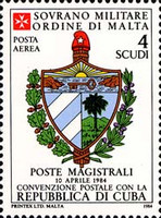 [Airmail - Postal Agreement with Cuba, Typ IU]