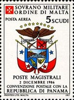 [Airmail - Postal Agreement with Panama, Typ LQ]