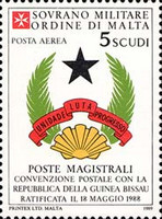 [Airmail - Postal Agreement with Guinea Bissau, Typ NP]