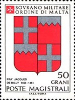 [Coat of Arms of the Grand Masters, Typ NV]