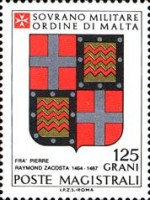 [Coat of Arms of the Grand Masters, Typ NX]