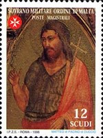 [St. John the Baptist, Patron of the Order, Typ YU]