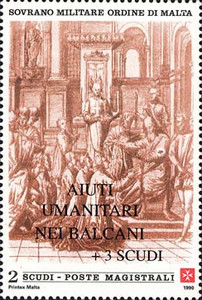 [Solemnity of the Order Overprinted