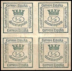 [Newspaper Stamp - Different Crown, type ]