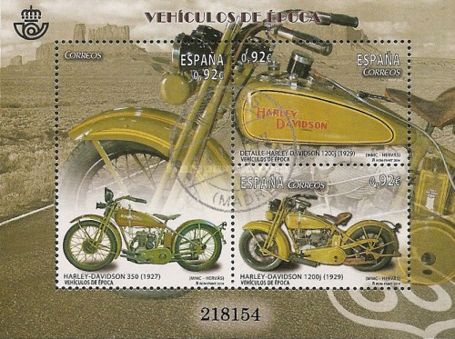 [Vintage Motorcycles, type ]