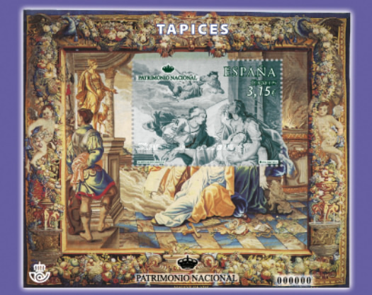 [National Heritage - Tapestries, type ]