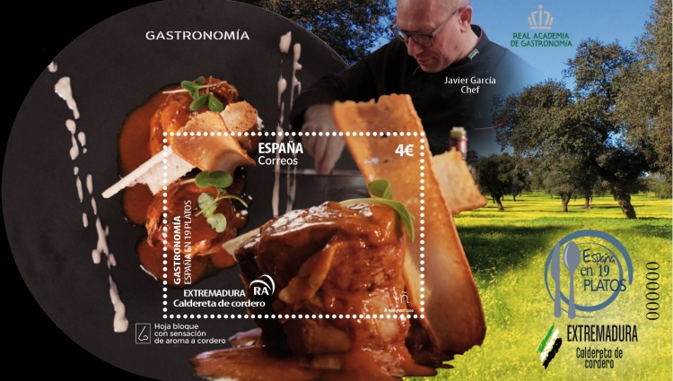 [Gastronomy - Spain in 19 Dishes, type ]