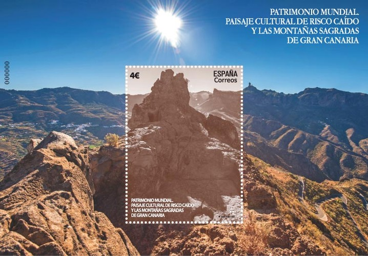 [Sacred Mountains of Grand Canary Island, type ]
