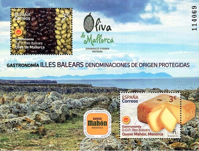 [Gastronomy - Balearic Islands - Protected Products of Origin, type ]
