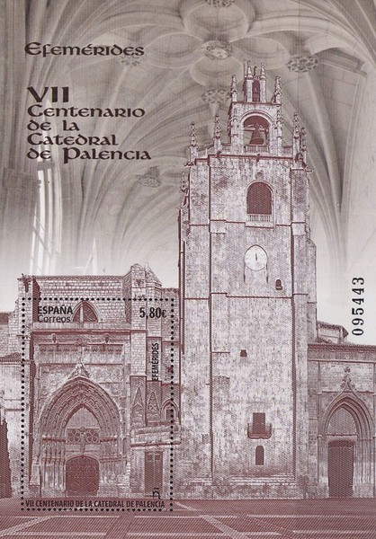 [The 700th Anniversary of the Cathedral of Palencia, type ]