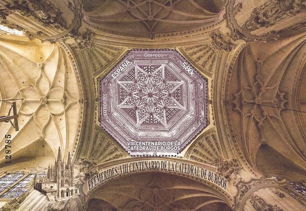 [The 800th Anniversary of the Cathedral of Burgos, type ]