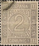 [Newspaper Stamps, type AG]