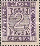 [Newspaper Stamps, type AG1]