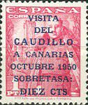 [Visit of General Franco to the Canary Islands, type AMJ1]