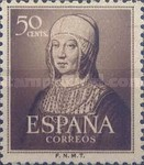 [The 500th Anniversary of the Birth of Queen Isabella, type AMM]